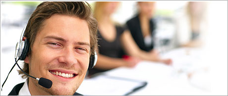 A 24x7x365 technical support service